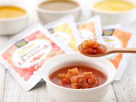 スープ調理イメージ