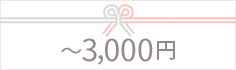 3000円以内の出産祝い