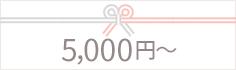 5000円以上の出産祝い