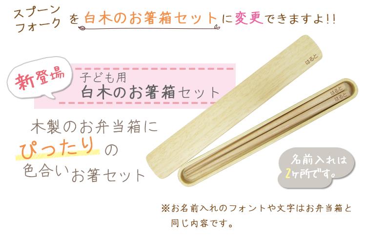 お祝い入園入学お箸セットお弁当箱